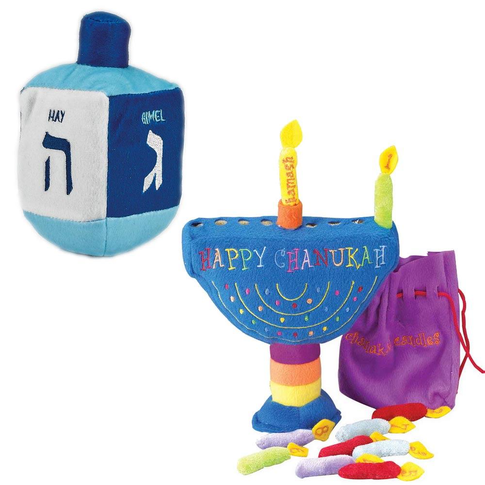 Jewish Baby Gift Baskets : Baby s first hanukkah