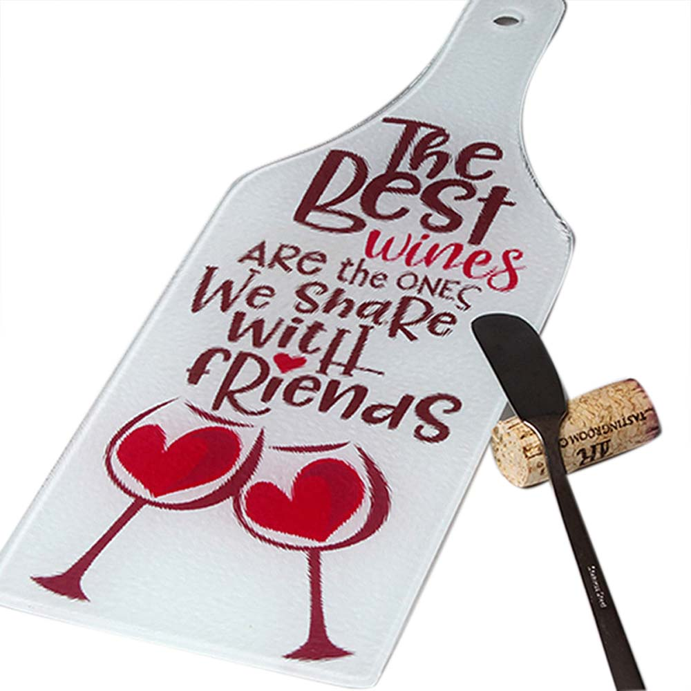 The Best Wines Cutting Board