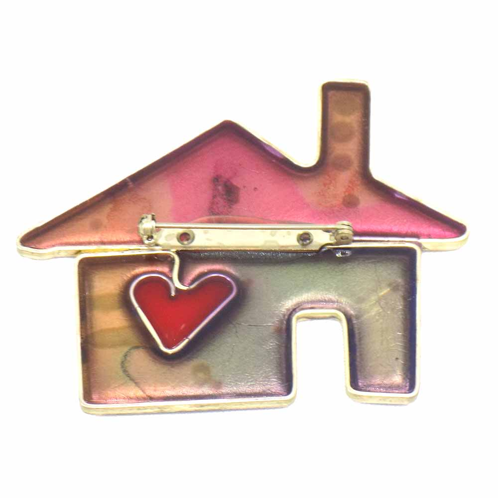 Yossi Steinberg House Pin Made In Israel