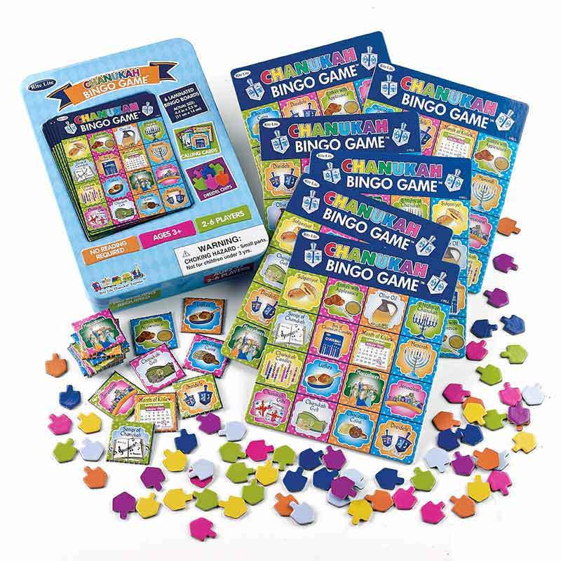 Hanukkah Toys & Board Games
