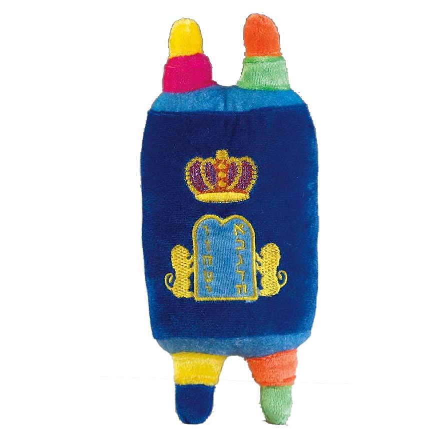 Toys For Hanukkah : Jewish toys children s plush torah holiday gift