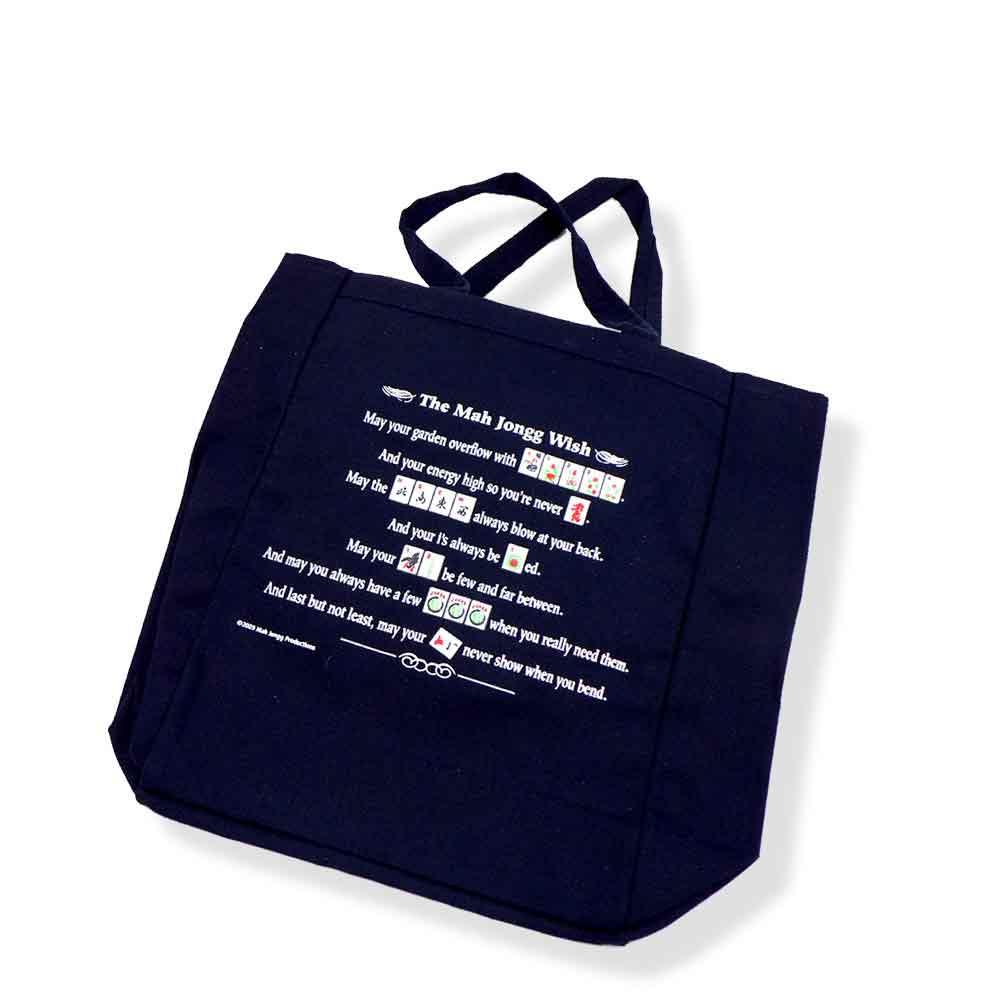 Jewish Gifts Mah Jongg Tote Bag