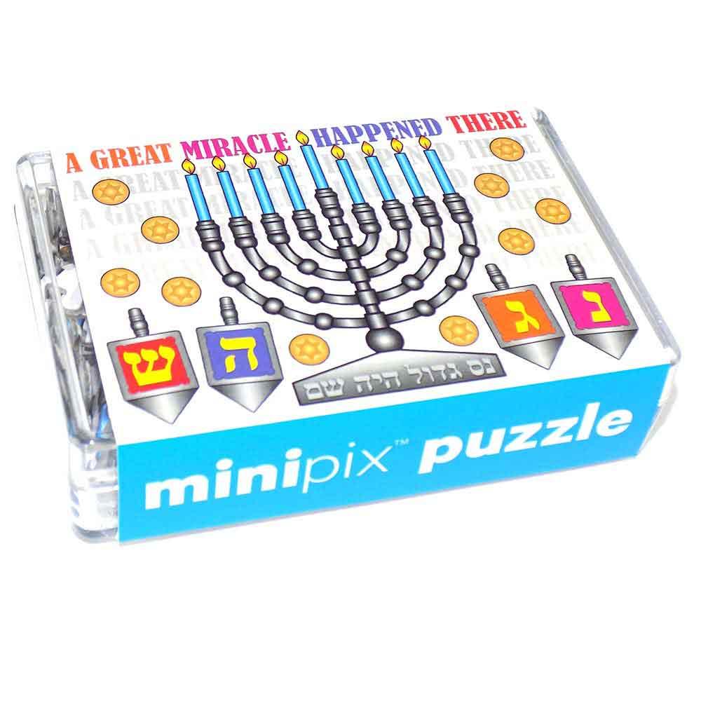 Dreide Puzzle