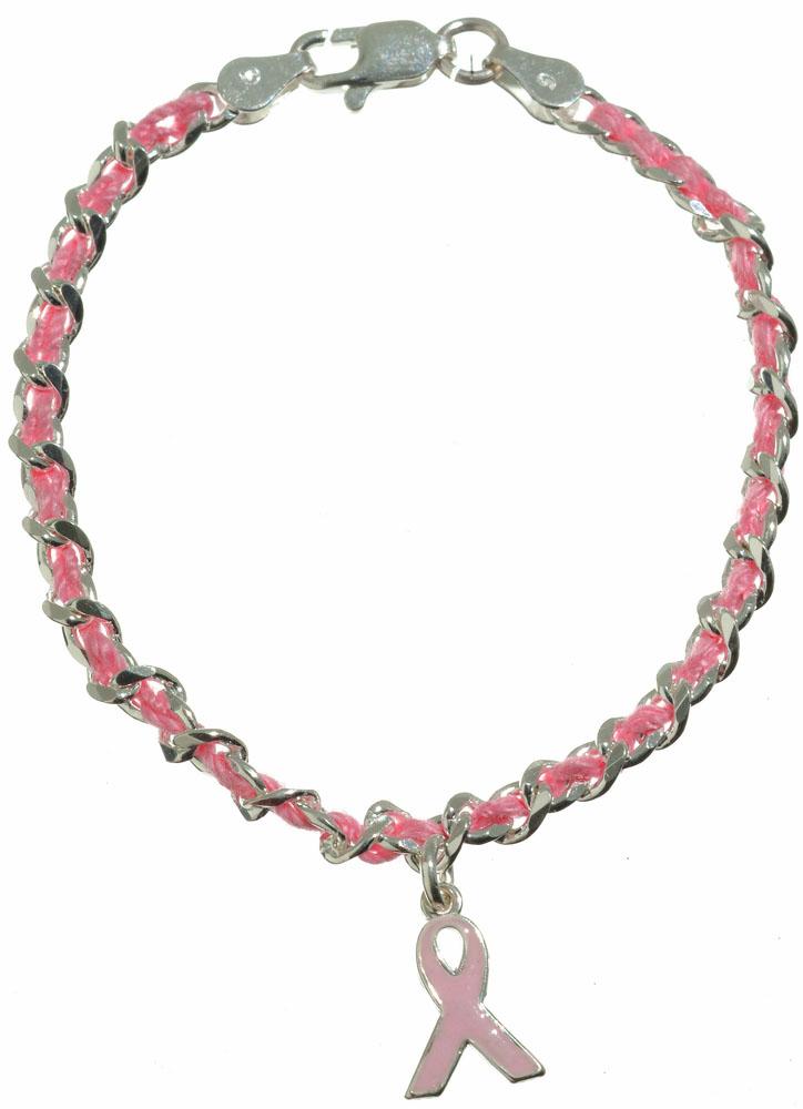 Breast Cancer Awareness Bracelets Positive Promotions