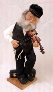 Fiddler Doll