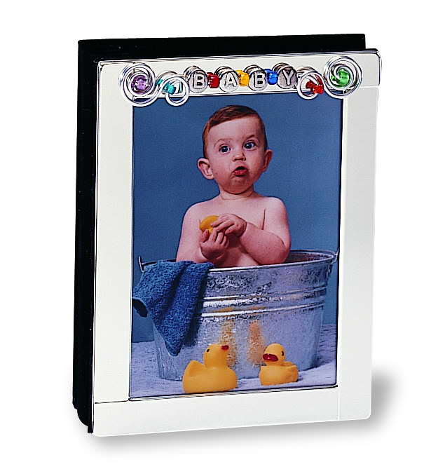 Jewish Baby Gift Ideas : Quot baby frame album