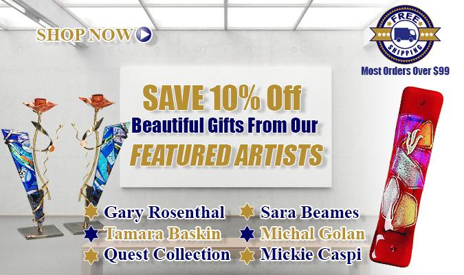 Jewish Gifts By Popular Artisans