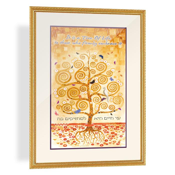 Framed Tree Of Life Wall Art