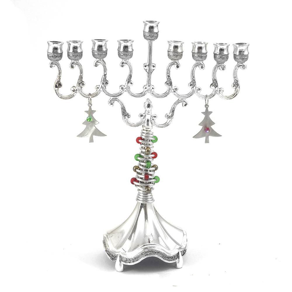 Hanukkah ornaments for a tree - Click An Image To Enlarge