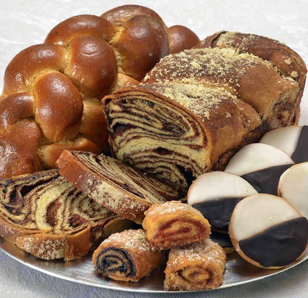 Jewish gift baskets kosher bakery classics gift basket for Classic house bakery