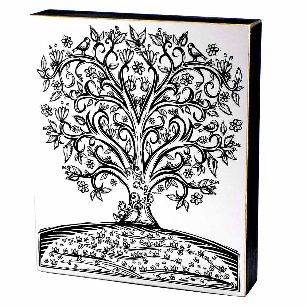 Jewish Gifts Crafts Mandala Tree Of Life Art Box