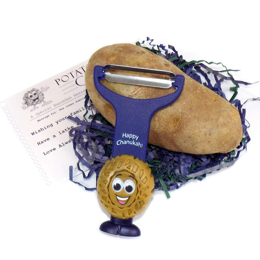 potato latke gram