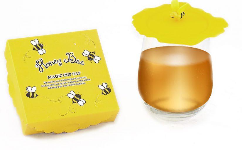 Rosh Hashanah Gift – Bumble Bee Honey Dish Cover